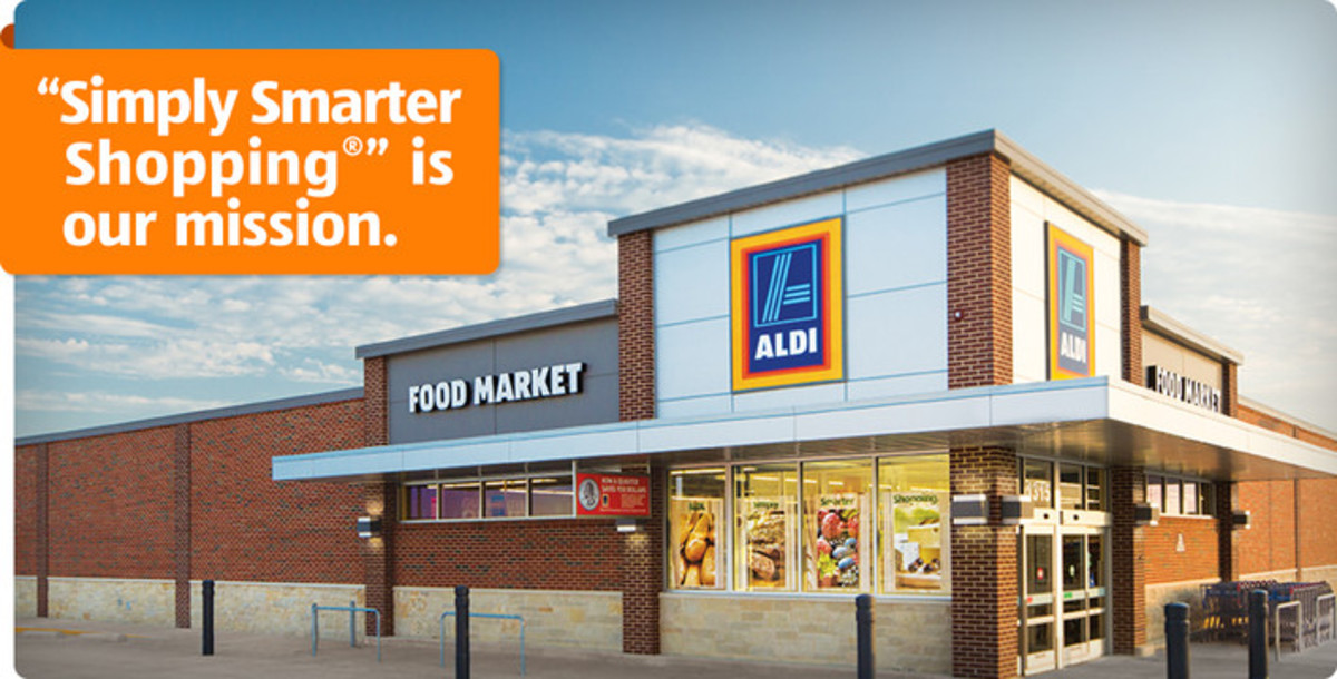 Alliteration...oh Aldi! (swoon)