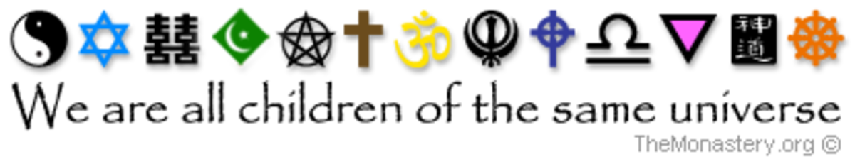 The ULC's logo illustrates the principle of tolerance and acceptance.