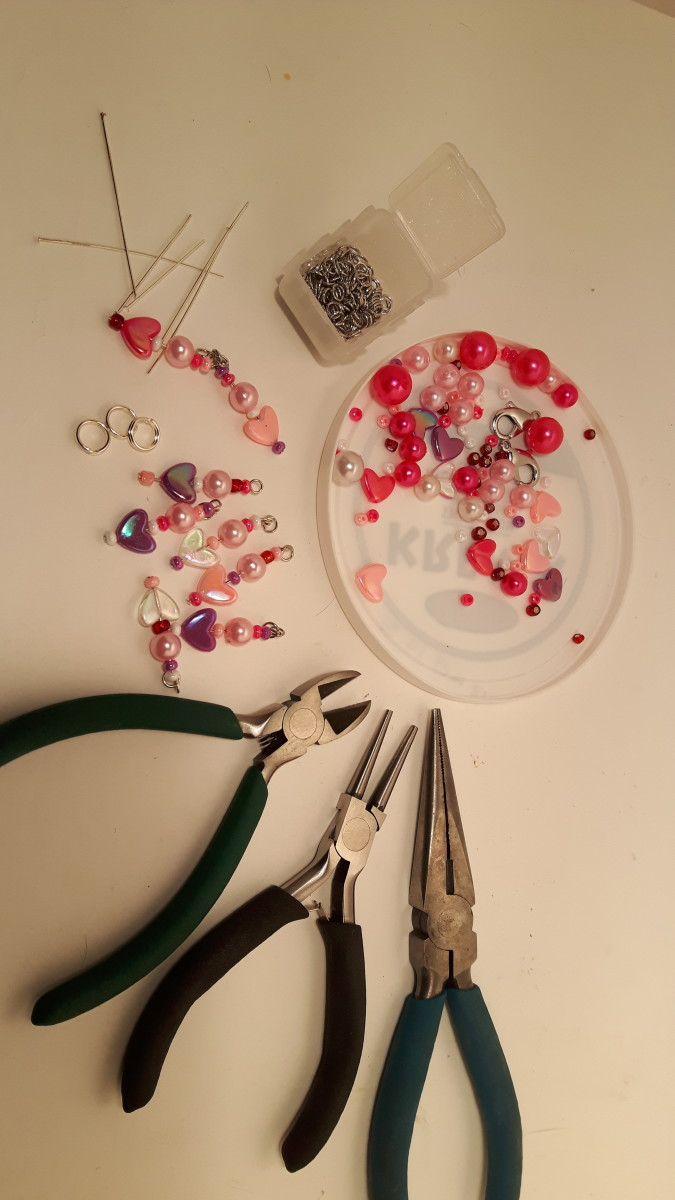 Pick one of your many passions. I happen to love making jewelry in addition to writing.