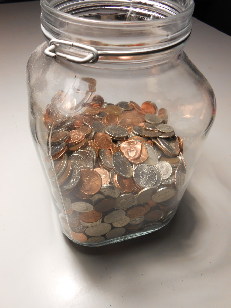 What Can I Do With My Loose Change?