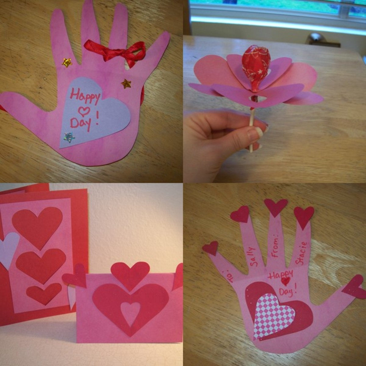Homemade Valentine Cards Fun Project for Kids – Toddler Valentine Cards