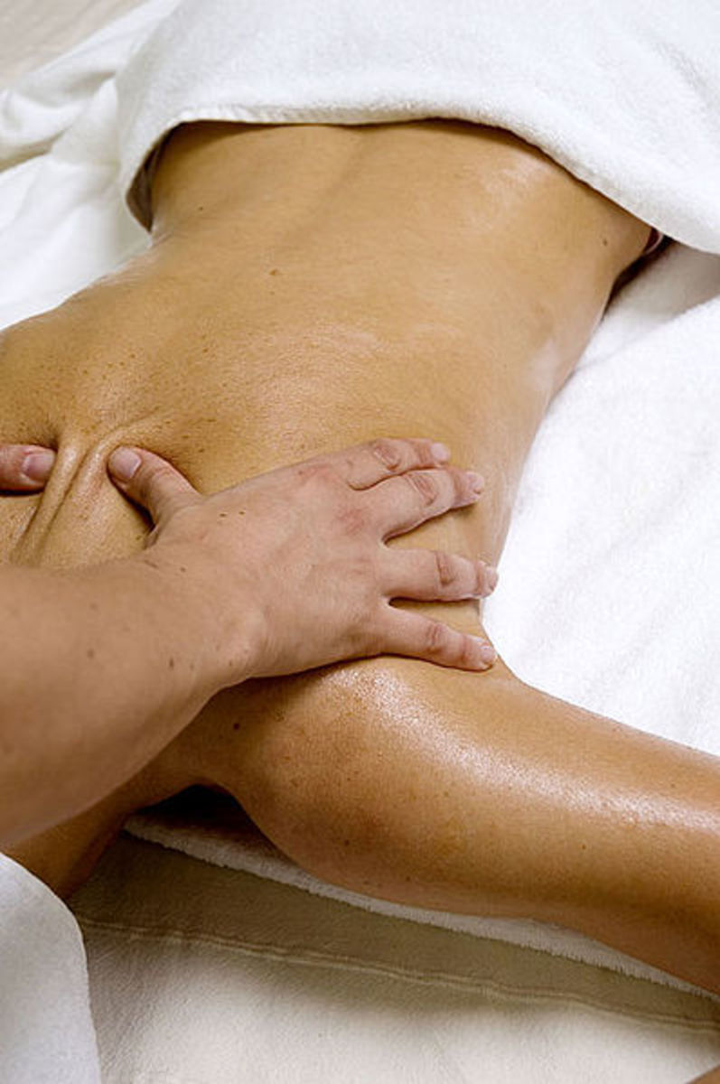 Massages can help your special someone relax and relieve stress.