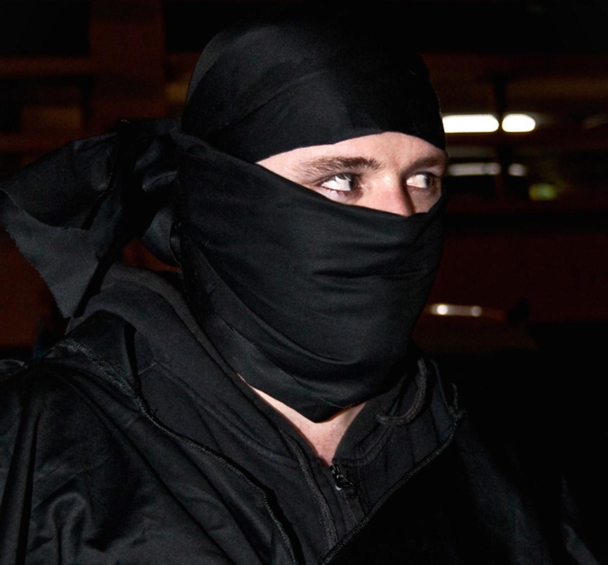 Ninja facemask
