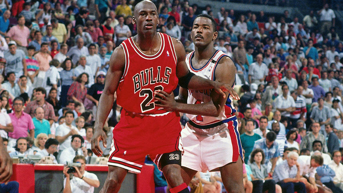 5 of Michael Jordan's Greatest Rivals Second Edition