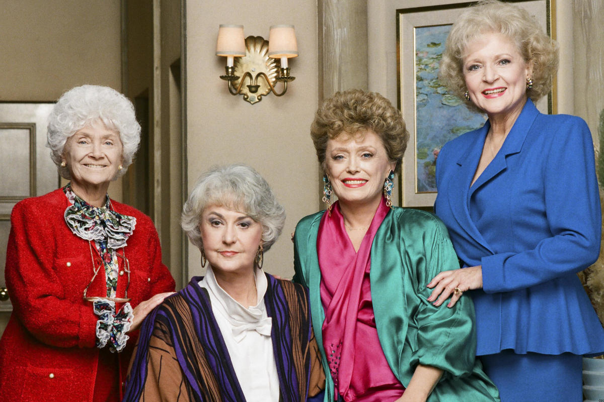 Surprising Fun Facts About 'The Golden Girls'