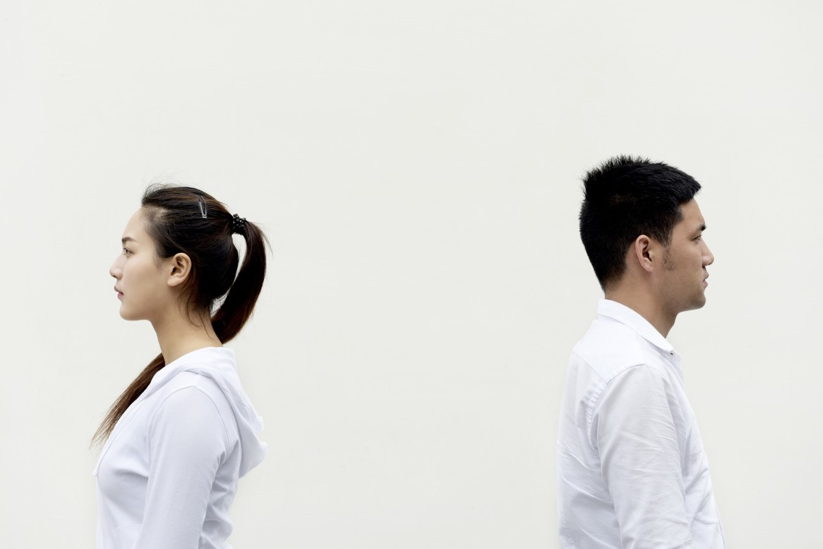 Is your partner avoiding confrontation?