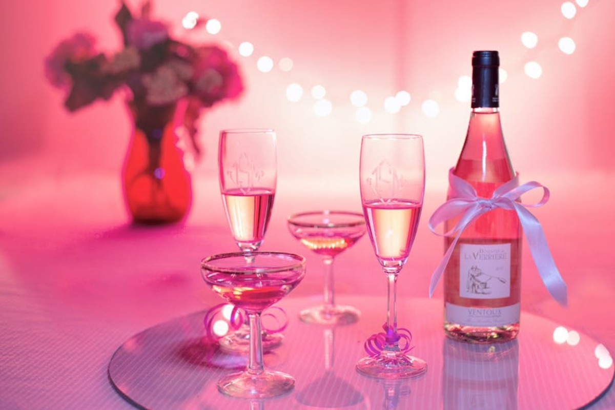 People who like pink also like the high-life, whether that means dancing the night away or a relaxing spa day at home.