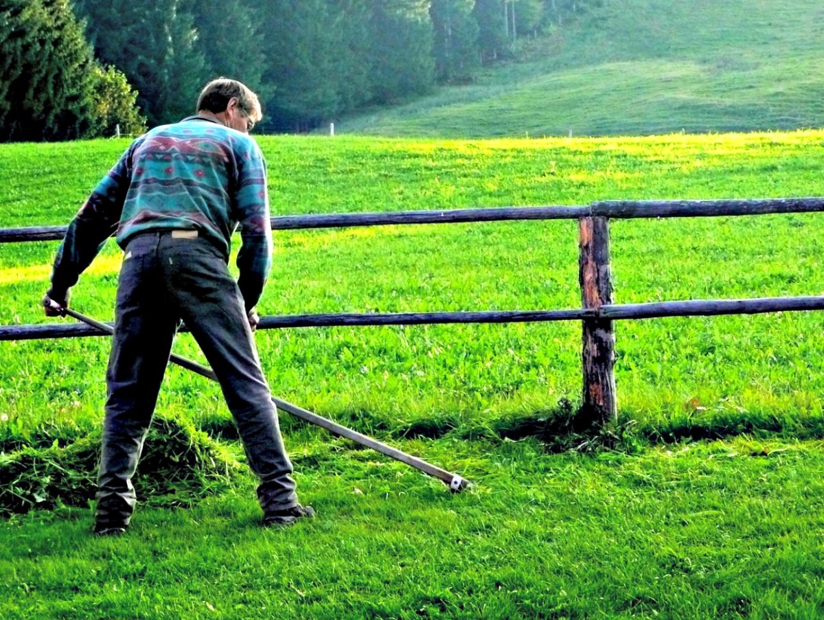 Helping someone with their chores is a great way to show your appreciation for a kindness they have shown you..
