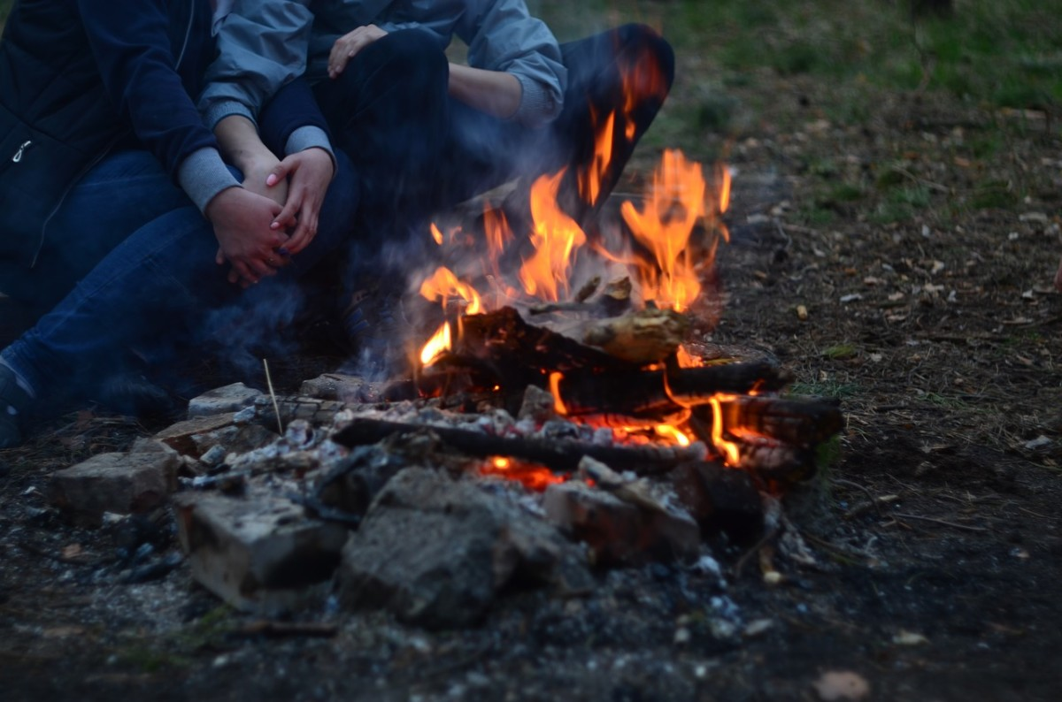 A hiking or backpacking trip could be great for the adventurous type of woman. A quiet night around the campfire might be just the right time to ask for her hand in marriage.