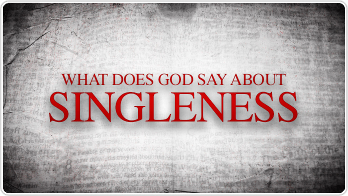 Singleness What The Bible Says About Being Single