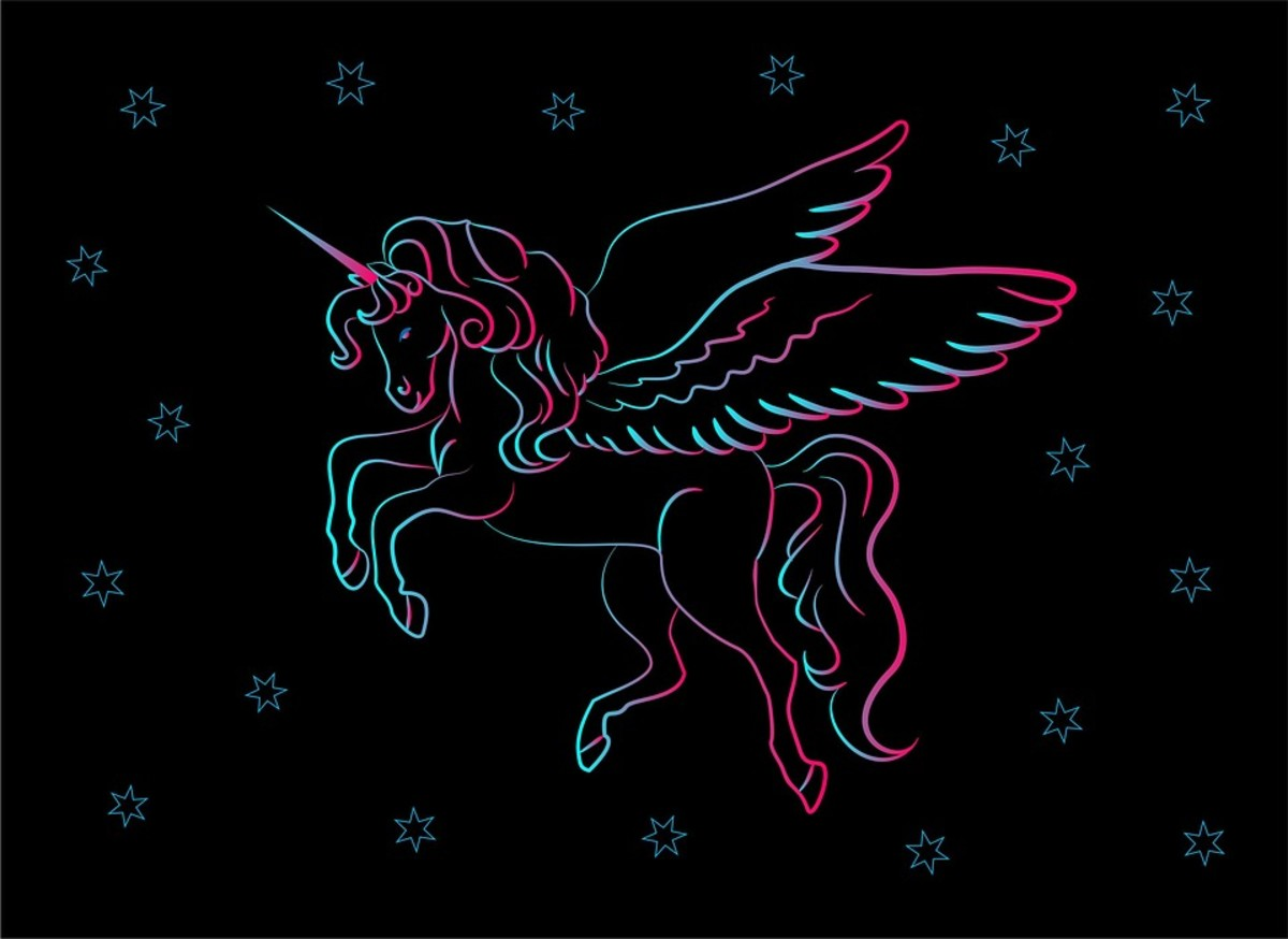 Some people believe that bisexuals are magical creatures, akin to unicorns!