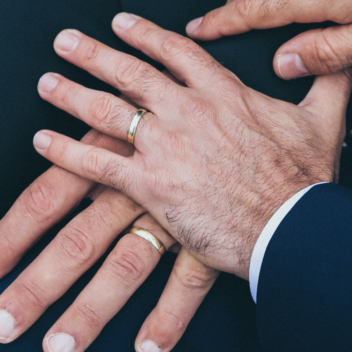 Can you see sharing your big day with either gender or non-binary person?