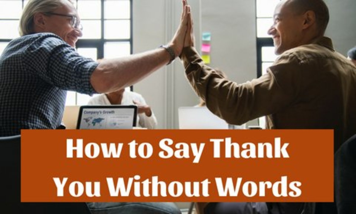 125 other ways to say thank you pairedlife