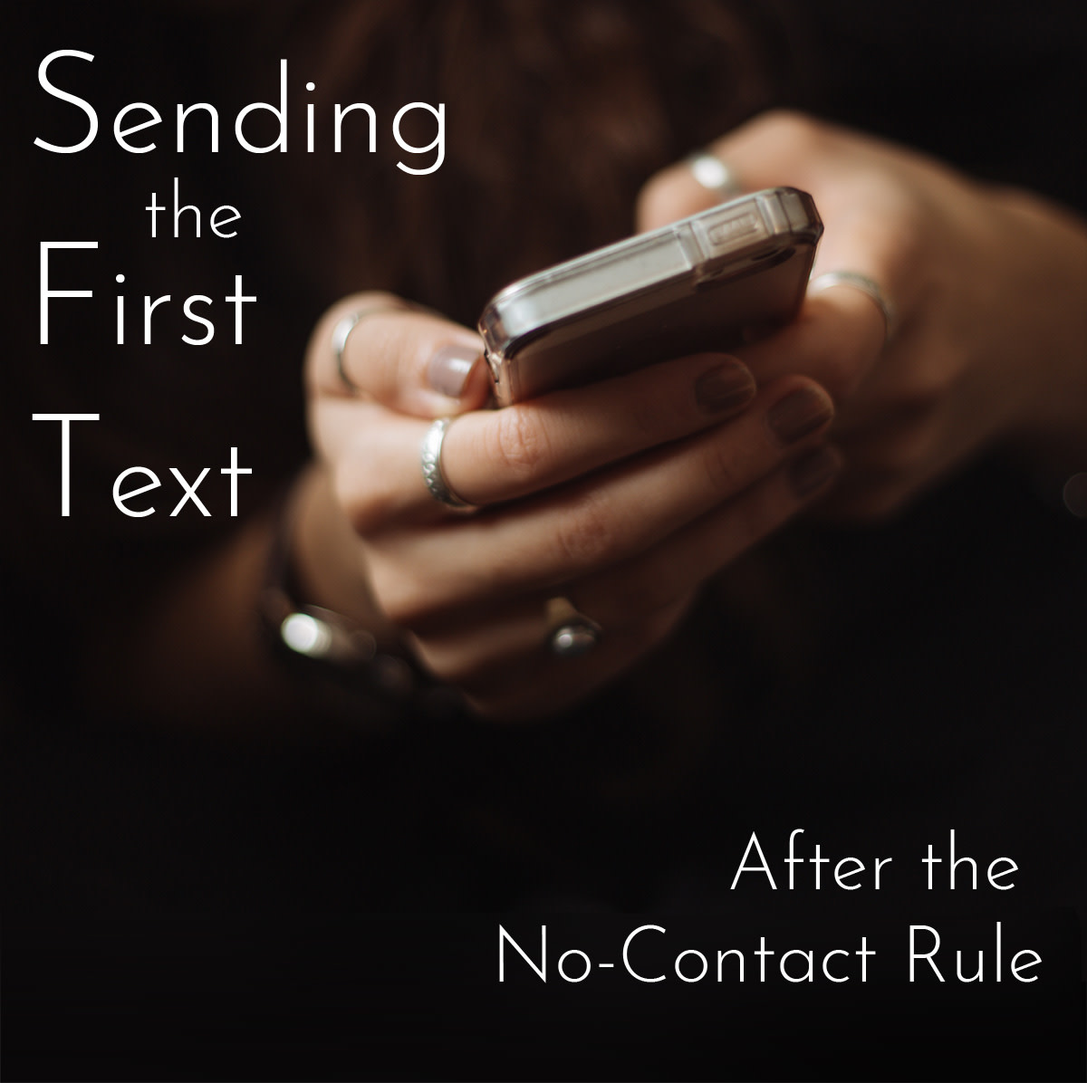 Contacting your ex, after the no-contact rule, can be a daunting experience.