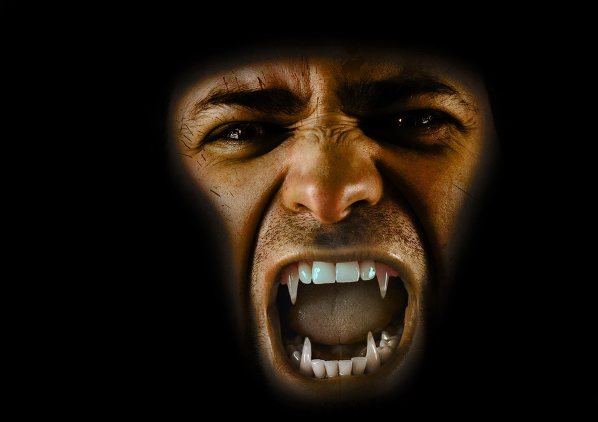 Emotional vampires are much scarier and more dangerous than the vampires in horror films!