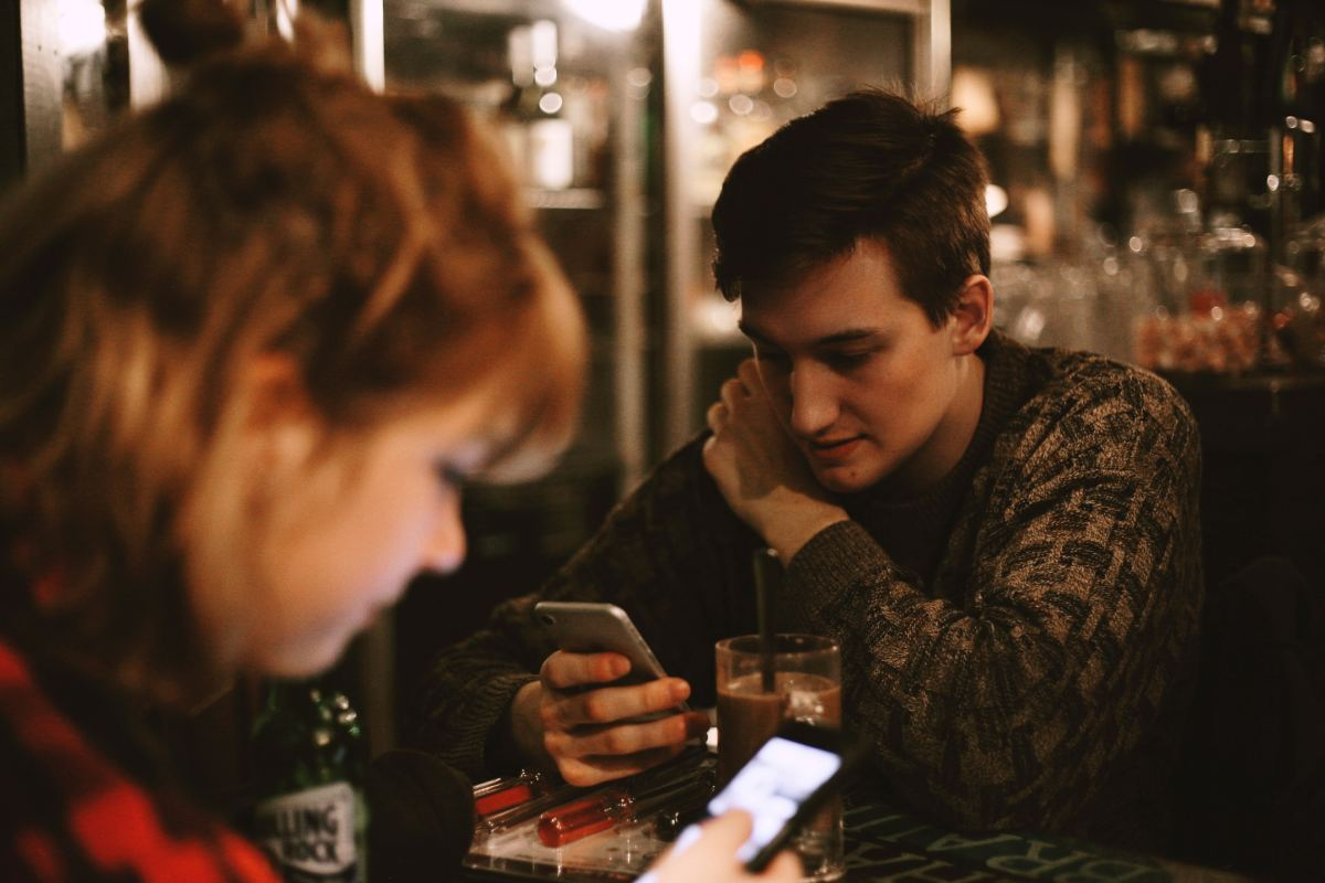 If the person you're crushing on at work seems aloof and uninterested in getting to know you when you're out together, there's a good chance they just see you as a fun person to kill time with outside of work—not a potential romantic interest.
