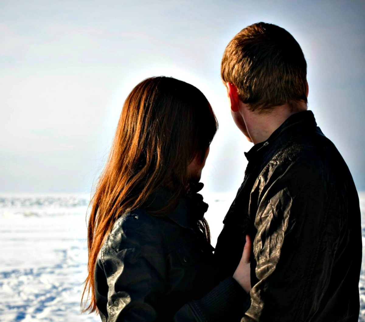 Couples should consider the pros and cons of living together carefully.