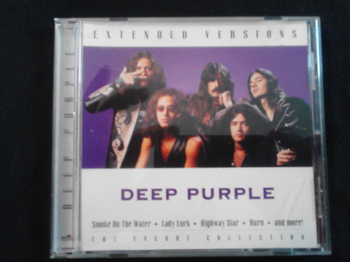 """This Deep Purple disc features a rare 1976 recording of the """"Mark IV"""" Purple lineup with the late Tommy Bolin on guitar."""