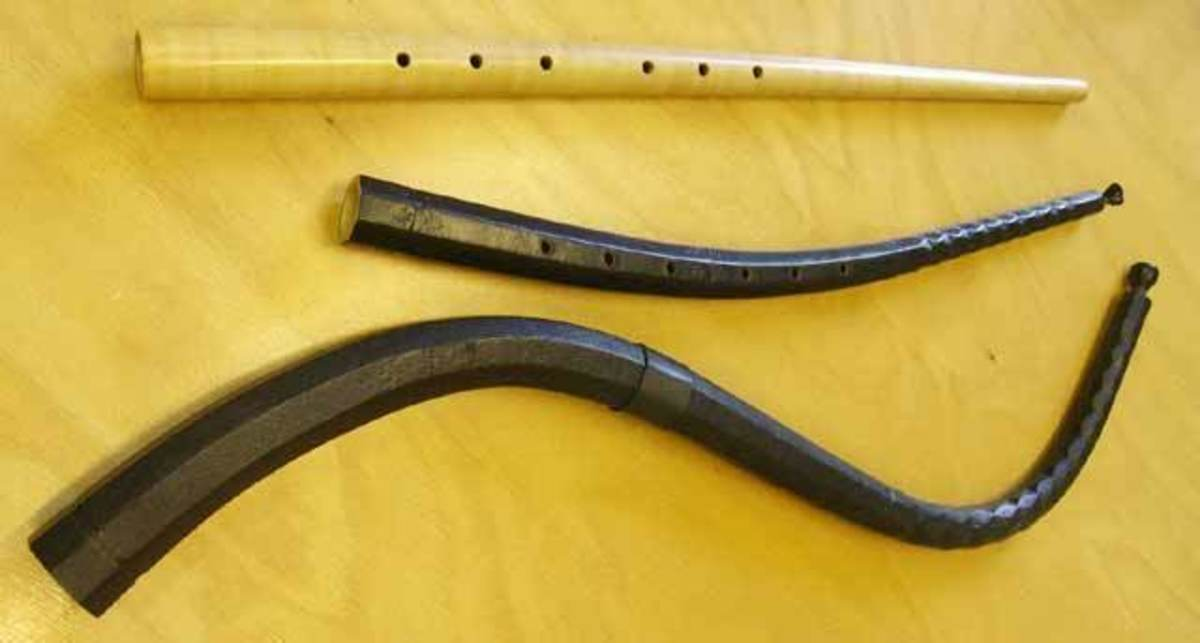 The cornett, cornetto, or zink was a popular instrument in Renaissance music.