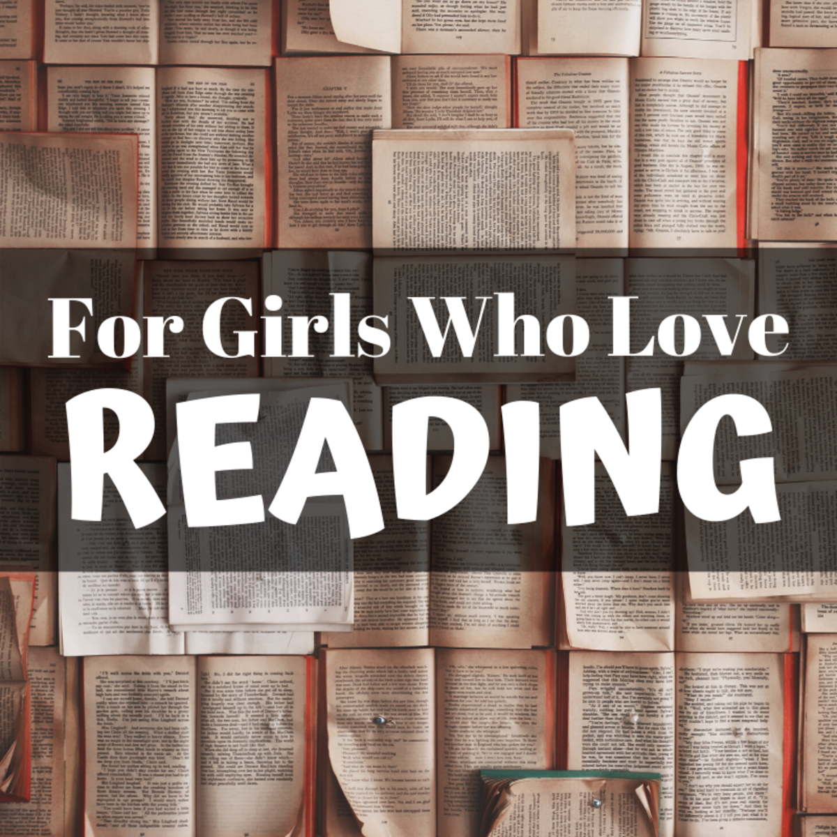 If your tomboy is a voracious reader, consider getting them one of these books featuring strong female protagonists.