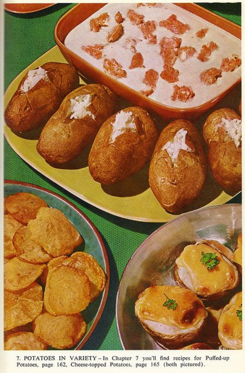 Potato Platters
