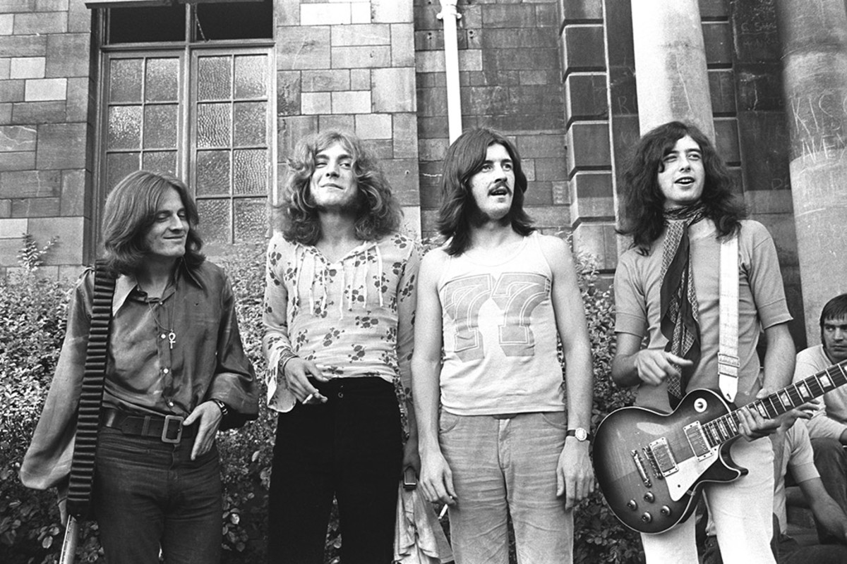 The Zep in 1977