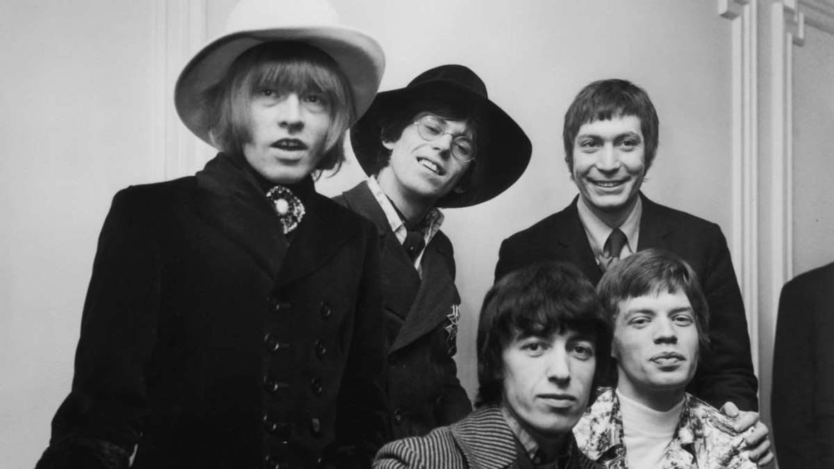 Original Stones lineup