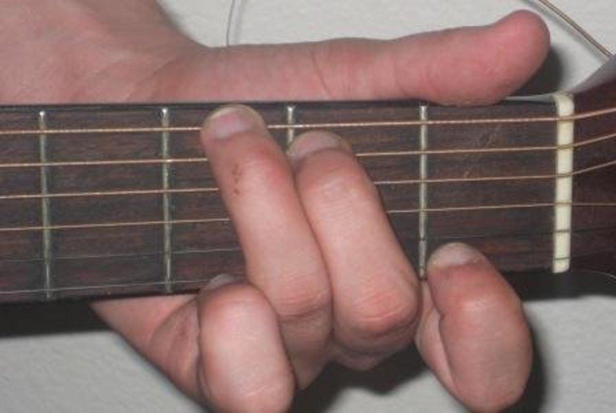 G7 chord.
