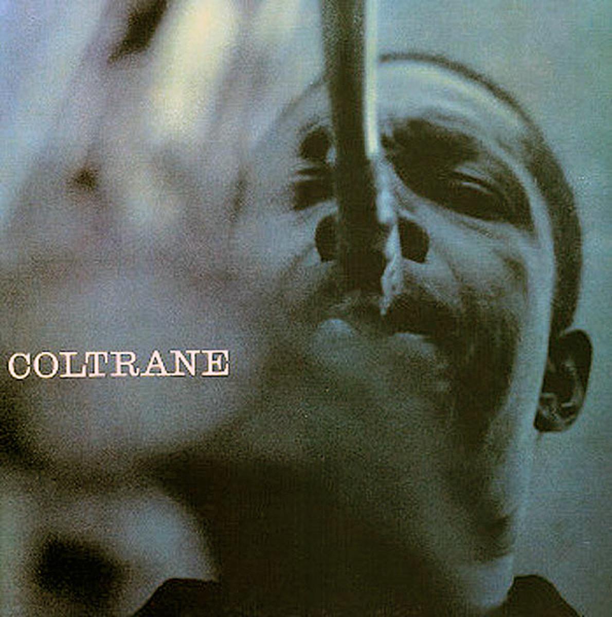"""""""Coltrane"""" cover art"""