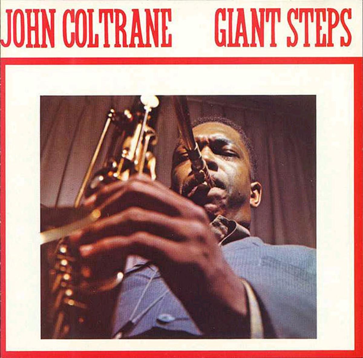 """""""Giant Steps"""" cover art"""