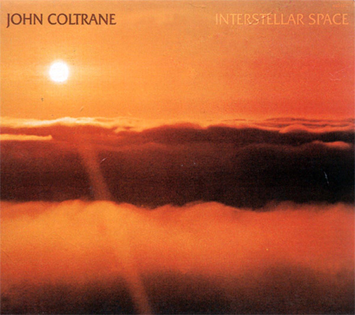 """Interstellar Space"" cover art"