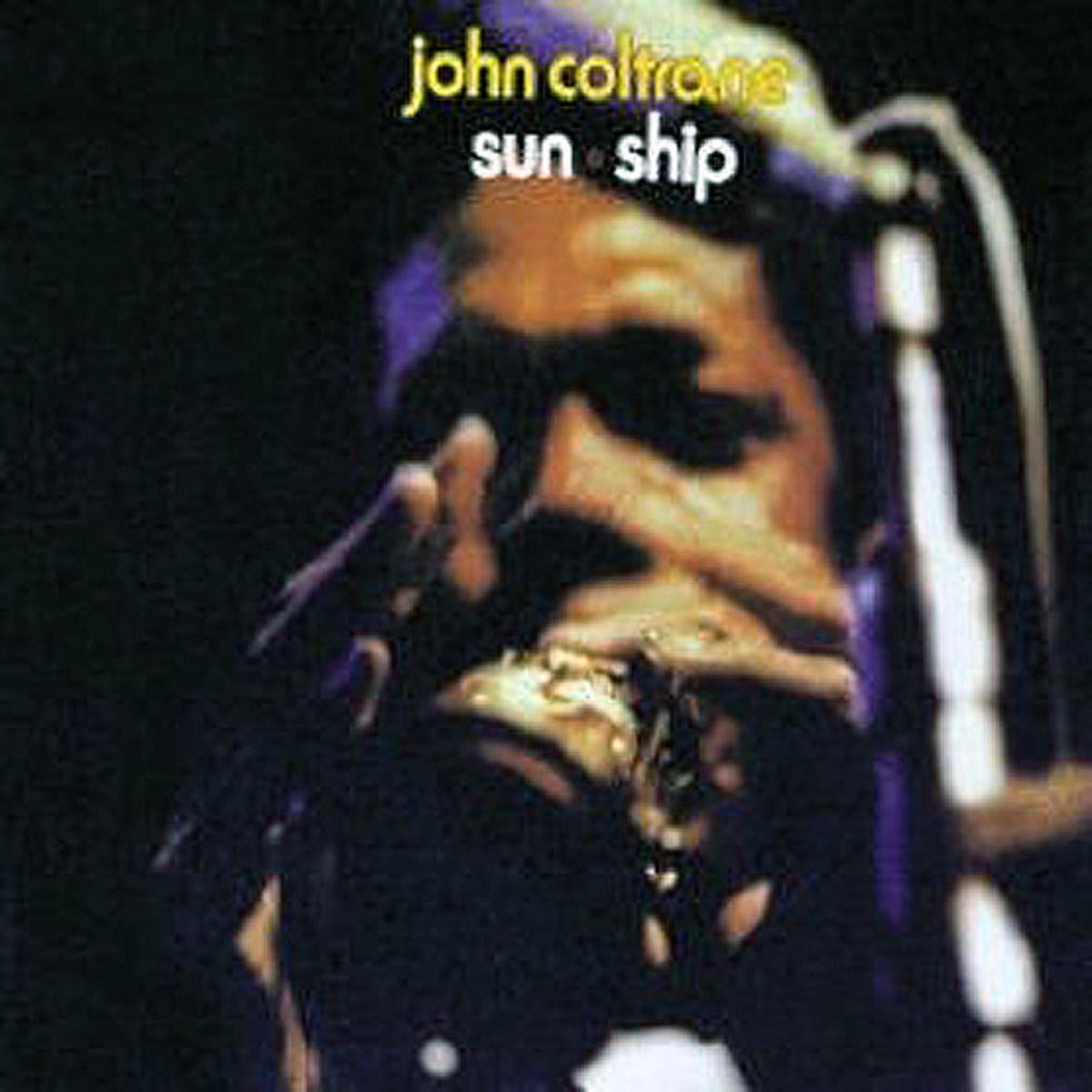 """Sun Ship"" cover art"