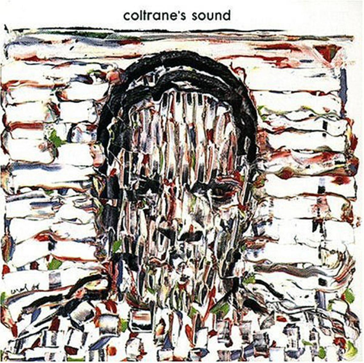 """""""Coltrane's Sound"""" cover art"""