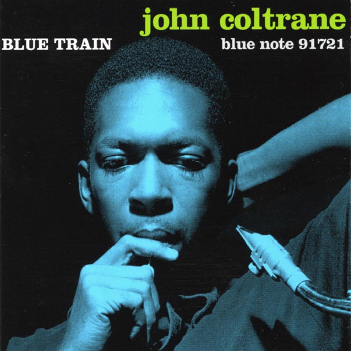 """Blue Train"" cover art"