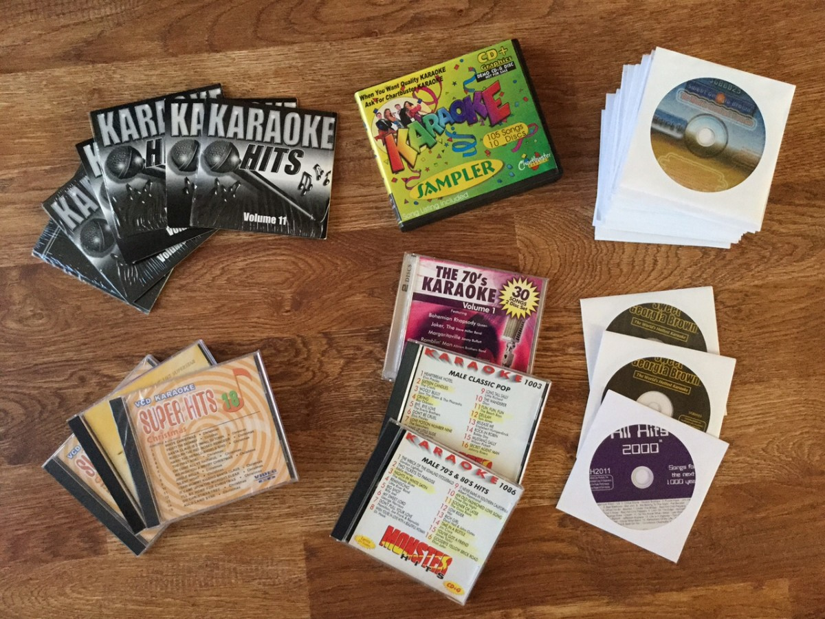 My Karaoke Collection