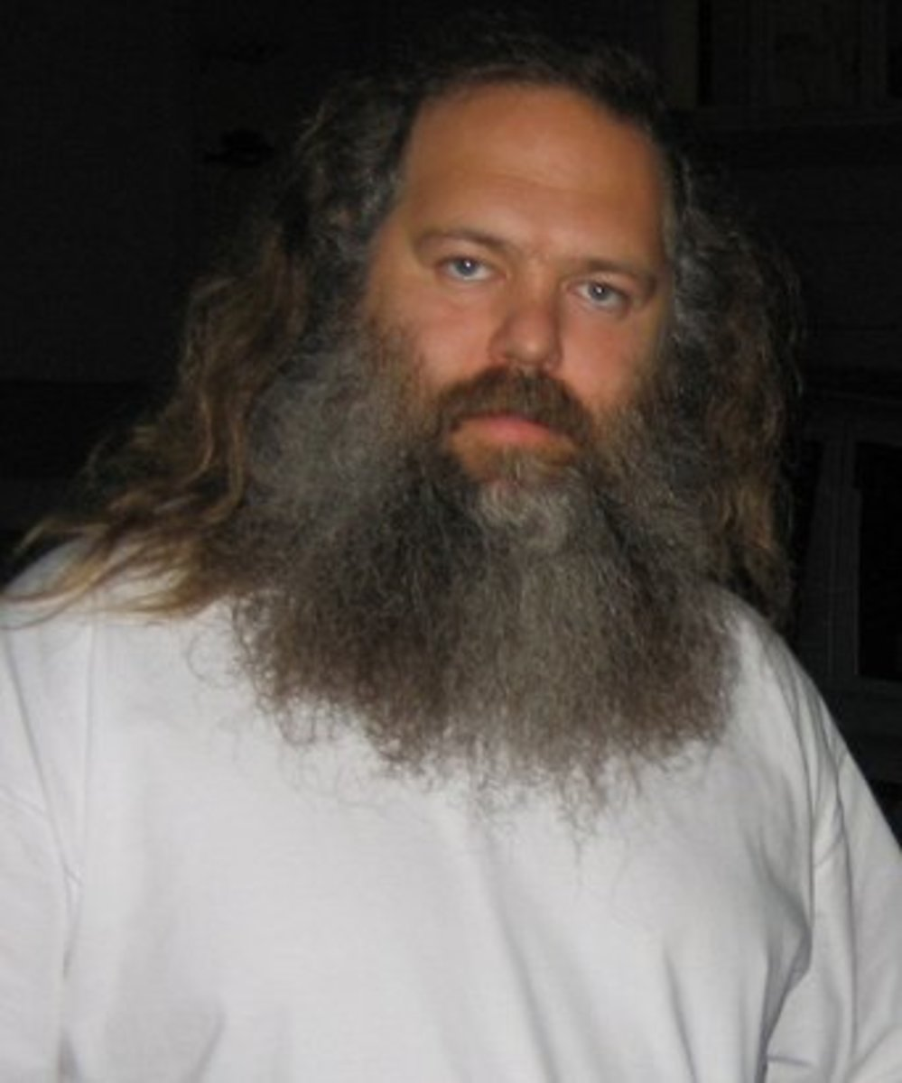 Rick Rubin in 2006.  Rubin has worked with numerous artists, including: such as Red Hot Chili Peppers, The Beastie Boys, The Black Crowes, Jay-Z, Danzig, Dixie Chicks, Black Sabbath, Slipknot,  Metallica, AC/DC, Aerosmith, ZZ Top, and Eminem.