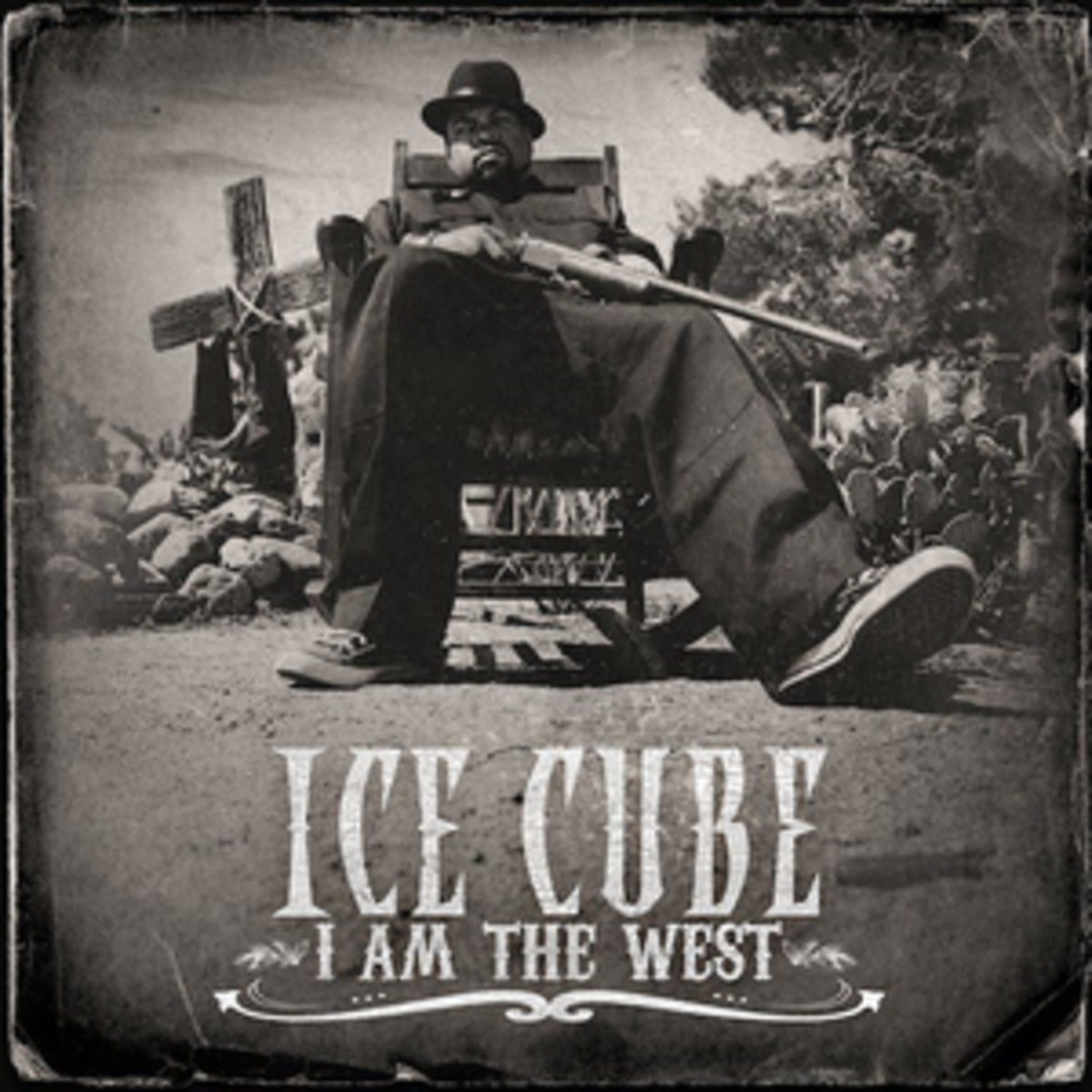 "Ice Cube—""I Am the West"""