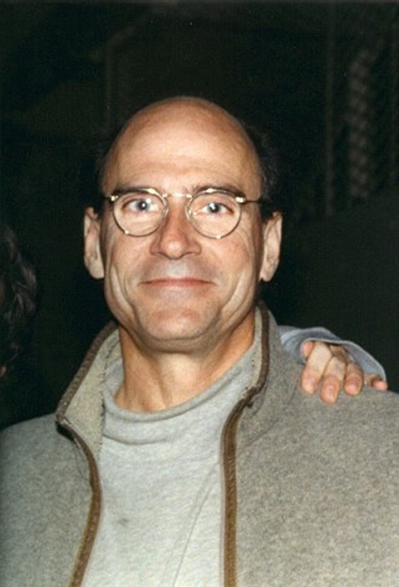 James Taylor photograph taken in 1999.