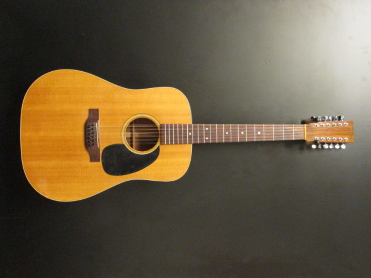 The Martin D12-28: The 12-String Version of the World\'s Most Desired ...