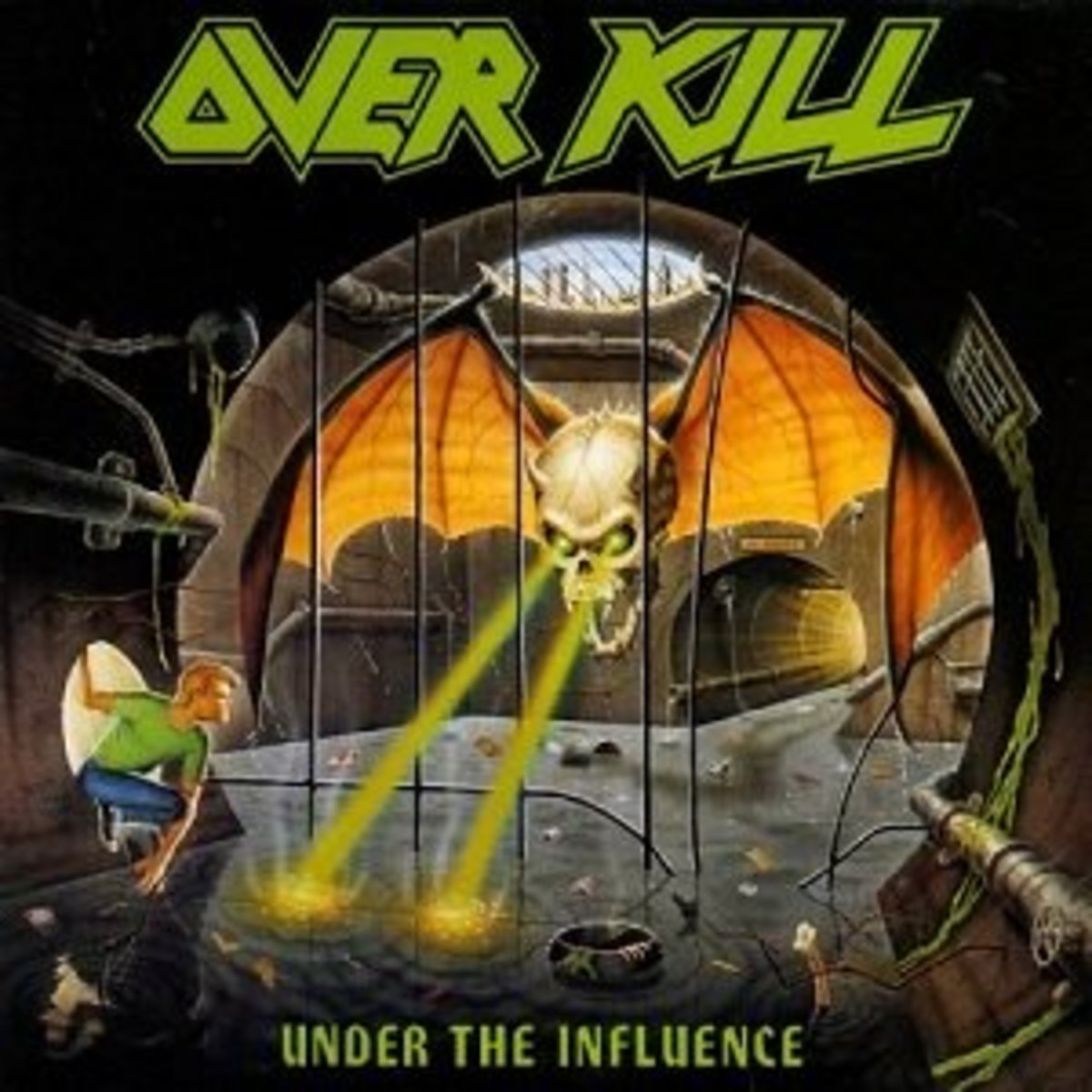 """""""Under the Influence"""" (1988)"""
