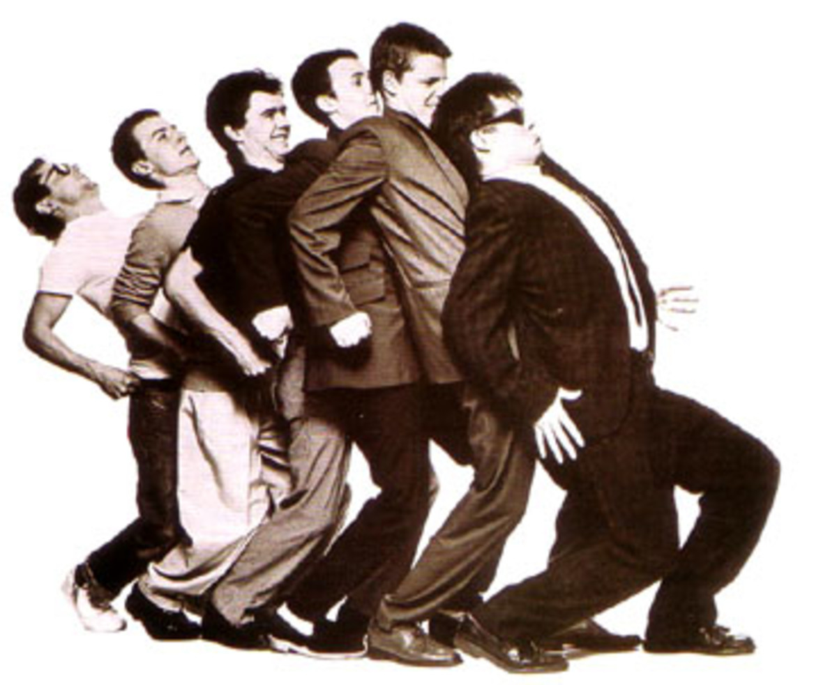 Madness - The Nutty Boys