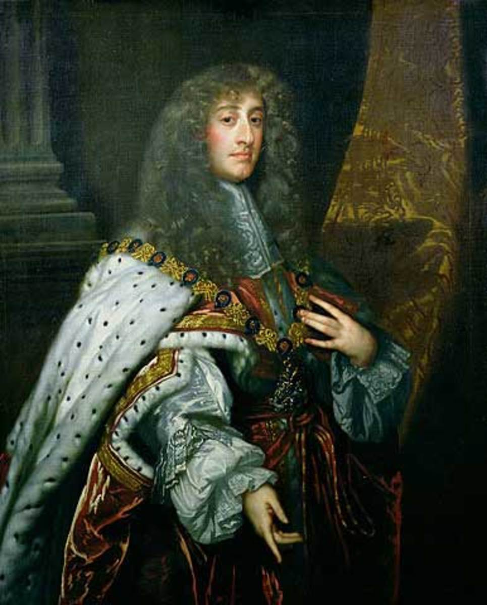 Painting of Purcell
