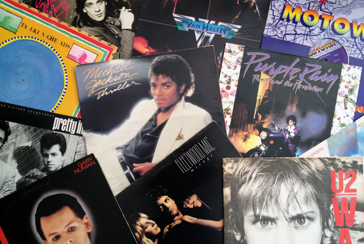 102 Greatest 80's Songs   Spinditty