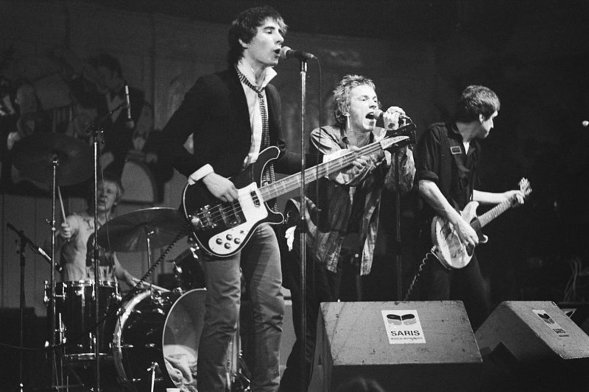 The Sex Pistols established most of their legacy on the basis of their one and only studio album.