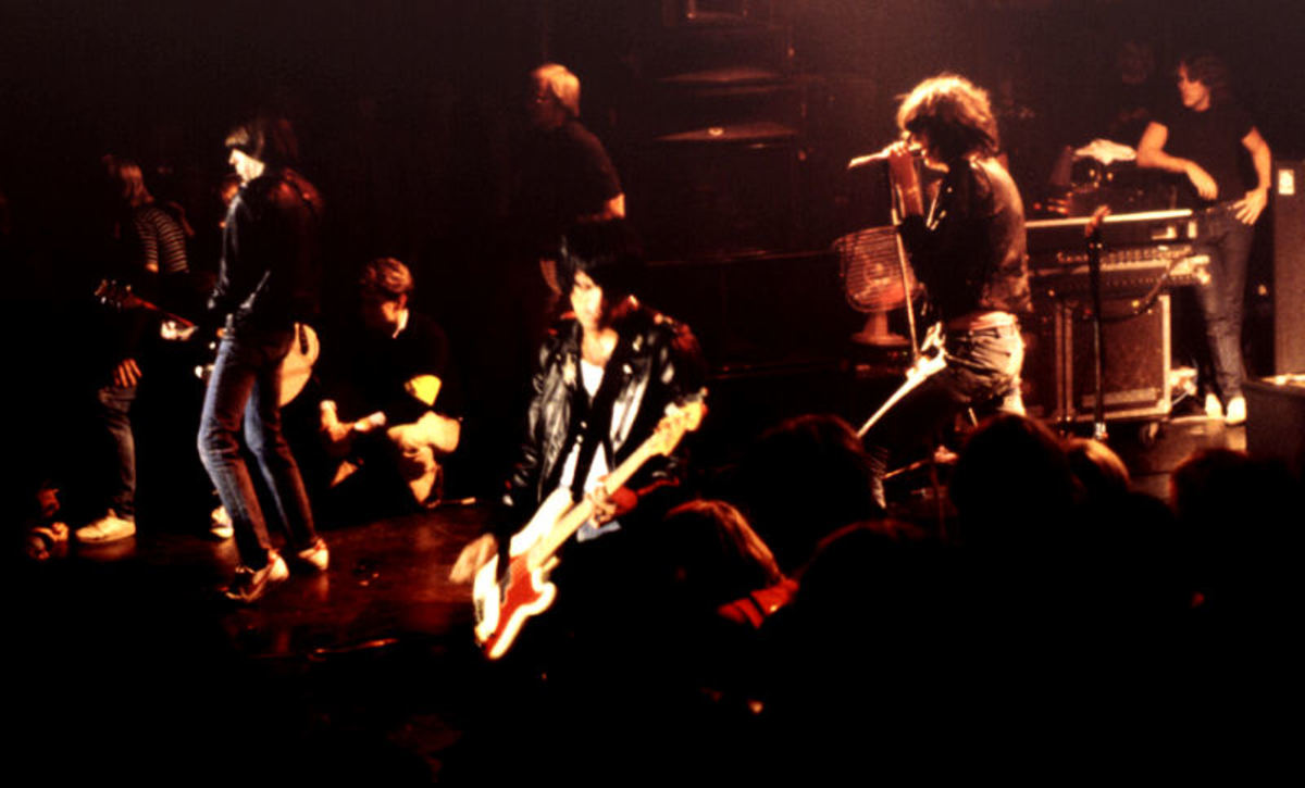 Each of the first 4 albums of the Ramones was an essential part of the DNA of punk rock.