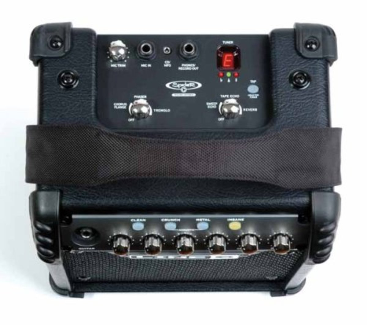 Line 6 Micro Spider Top Panel