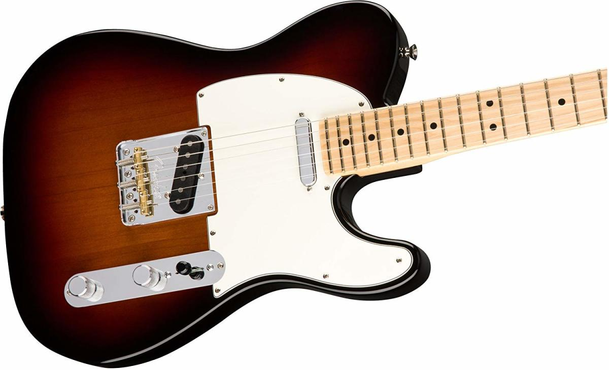 Fender Stratocaster vs Telecaster: Sound Difference and