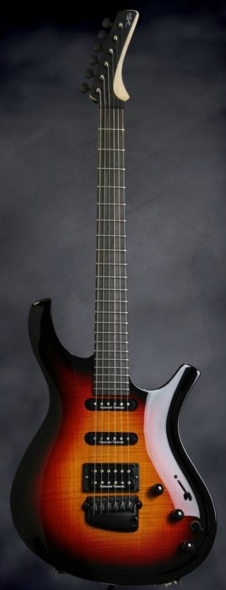 Parker MaxxFly DF724, $2800