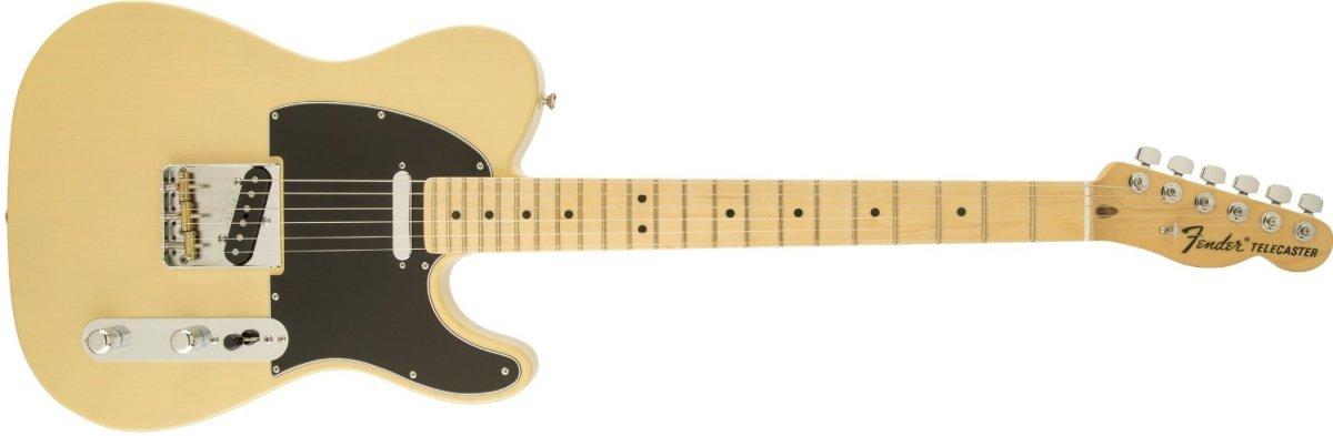 Fender American Special Telecaster - Vintage Blonde