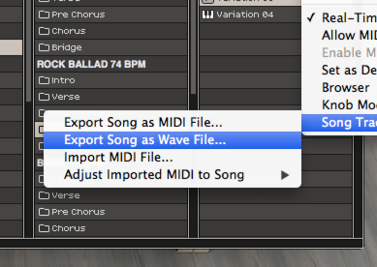 Export-to-WAV singlehandedly removes the need for a VST-ready DAW, so anyone with basic multitrack recording software can still add a great piano track to their original songs